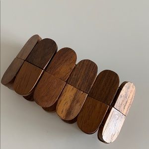 Marimekko Wood bracelet
